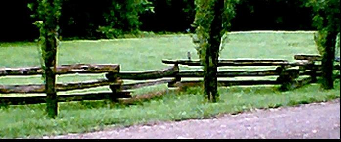 Worm Fence With Robin From Rustic Rail Fence Company In