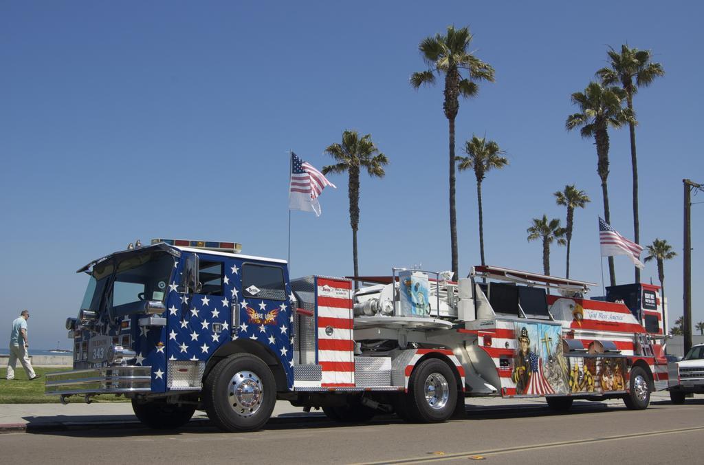 Freedom Fire Truck