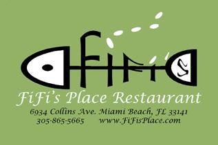 Fifi's Place - Miami Beach, FL