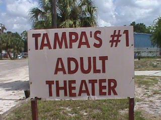 adult theater