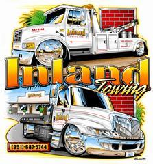 Inland Towing, INC - Riverside, CA