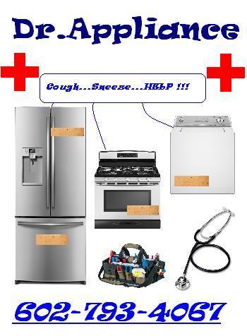 Dr Appliance Phoenix Az 85014 602 793 4067