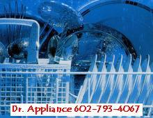 dishwasher maintenance by Dr. Appliance