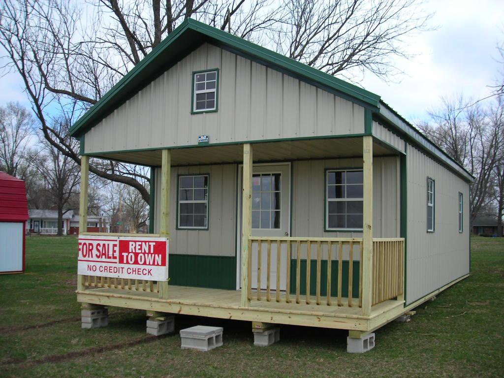 Portable Prefab Cabin 16x32 By Lakeview Auto Sales
