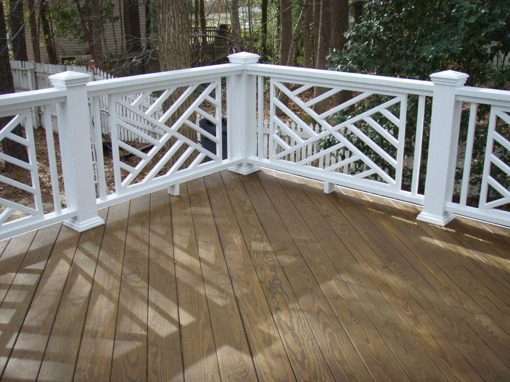 Chip and Dale Railing from Curtis Construction Group LLC in Raleigh, NC 27616