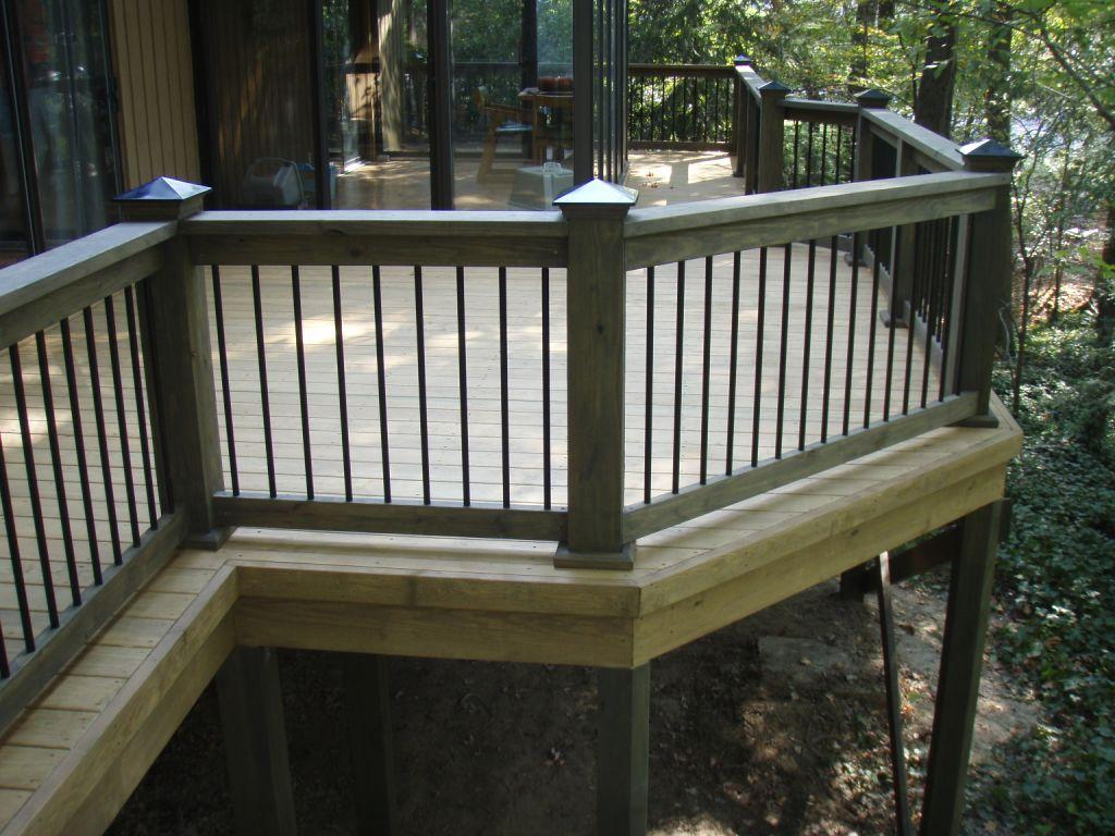 Poll Deck Staining Color Help Psip Gbcn