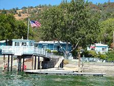 Blue fish cove resort clearlake oaks ca 95423 707 998 1769 for Blue fish cove