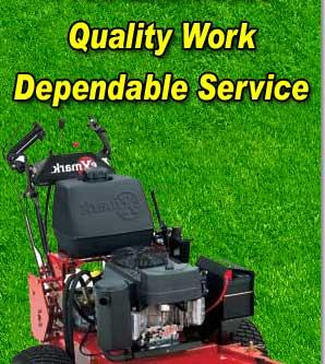 Pictures for new look lawn maintenance and landscape in for Lawn mowing and gardening services