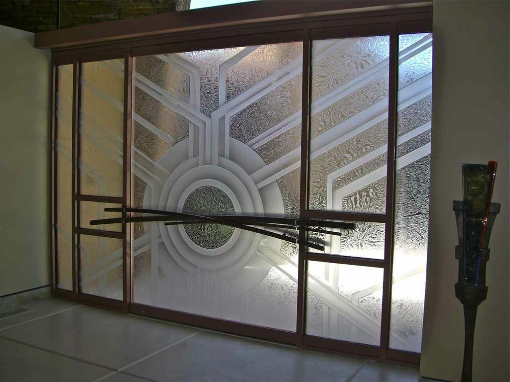 Contemporary Glass Entry Doors 1024 x 768