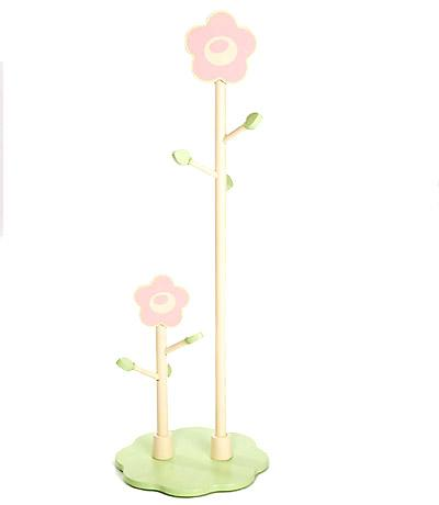 D lod20018 kids furniture coat rack rock a my baby double Kids coat rack