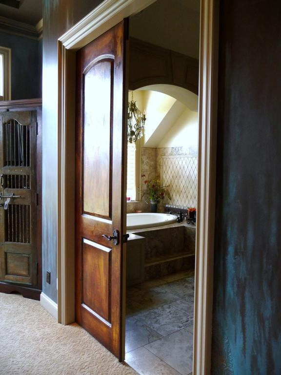 master bedroom door design master bedroom makeover interior door distressed and waxed 16050