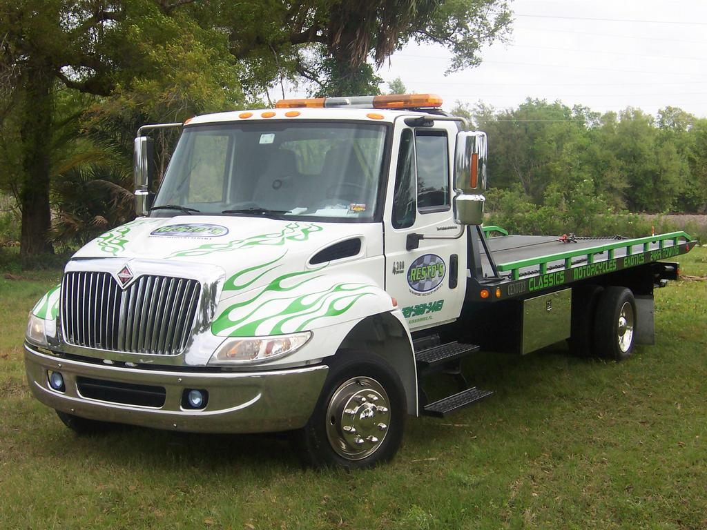 Towing Haines City Fl