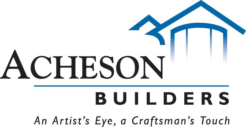 Builder Logo For Acheson Builders Inc