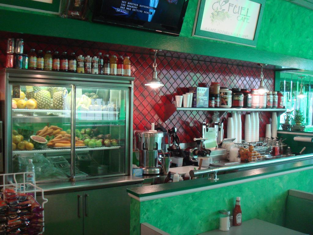Hicksville Car Wash: Fuel Your Body Cafe - Hicksville NY 11801
