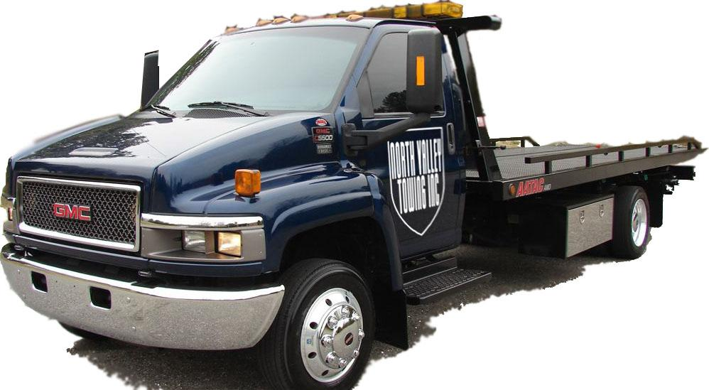 North Valley Towing Inc - Portland OR 97290   503-452-5454