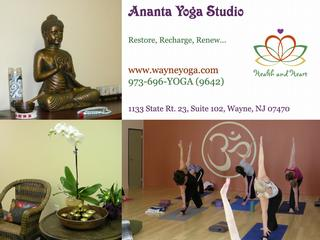 Ananta Yoga - Homestead Business Directory