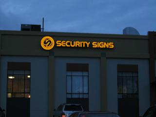 Security Signs Inc - Portland, OR
