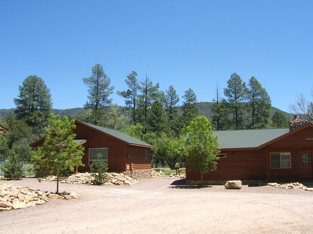 Pine Creek Cabins Gazebo Weddings Pine Az 85544 928
