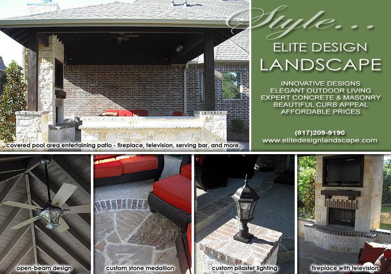 Pictures for Elite Design Landscape in Fort Worth, TX 76135