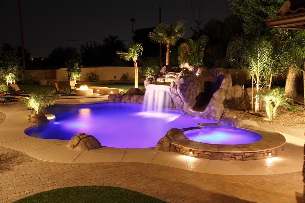 pictures for unique custom pools llc in scottsdale az 85254
