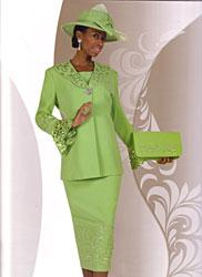 WOMENS  SUIT   LIME GREEN.jpg provided by Women Suits And Mens Wear Raleigh 27616