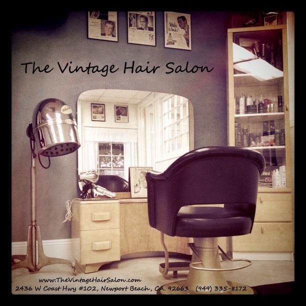 Vintage Hair And Salons on Pinterest | Vintage Hair Salons ...
