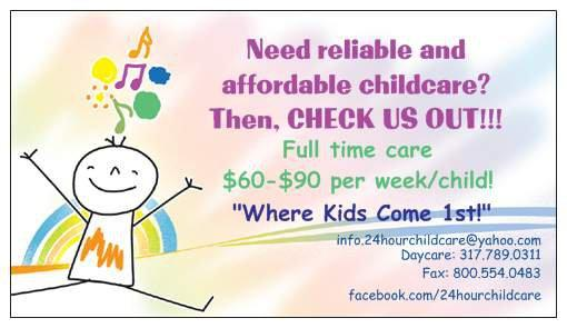 Care Bear Love Daycare - Indianapolis IN 46203 | 317-702-3220
