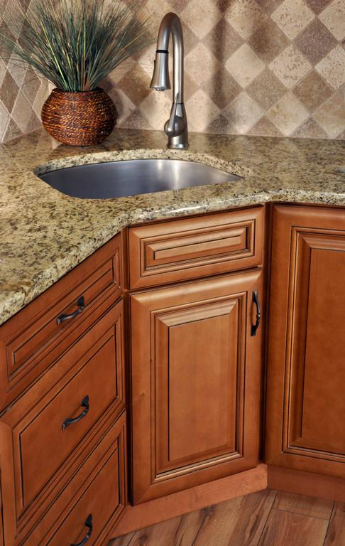 Society Hill Kitchen Cabinets Under Corner Sink Cabinet By