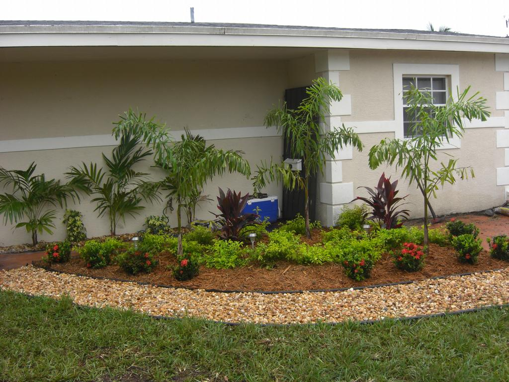 ... Garden Design With Sir Flowers Creative Landscaping Miami FL With Ideas  For Backyard Landscaping From Merchantcircle