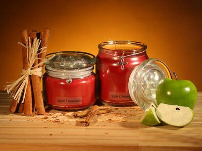 Pictures For Angies Candle Shop Triple Scented Candles