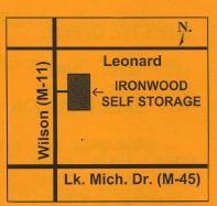 Ironwood Self-Storage - Grand Rapids, MI