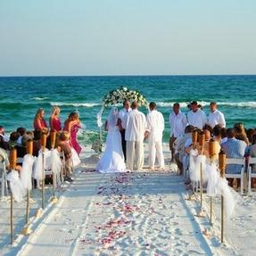 Beach Wedding Ceremony 2