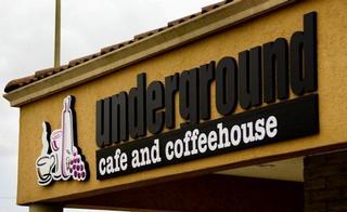 Underground Cafe & Coffee Hous - Newberg, OR