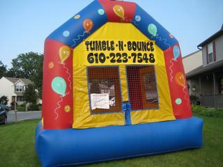 Tumble N Bounce - Fleetwood, PA