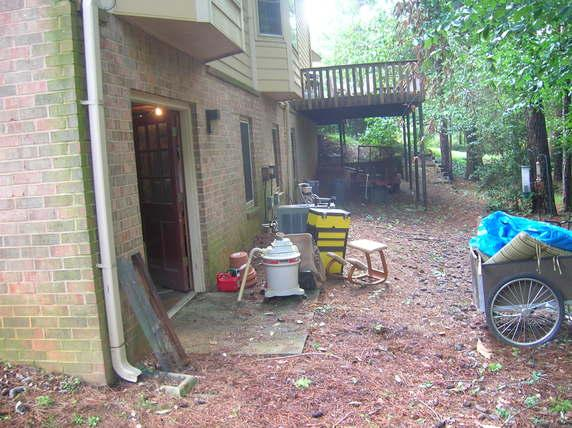 basement cleanout atlanta ga by peachtree junk removal