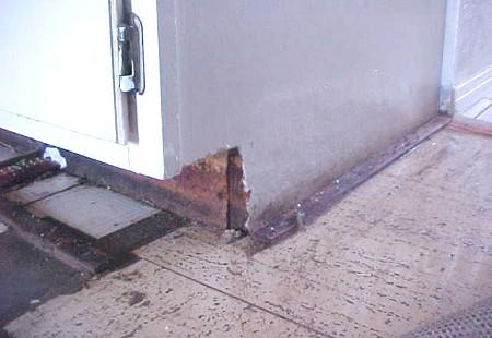 Water damage restoration brea ca brea ca 92821 714 262 4360 for Water damage baseboard bathroom