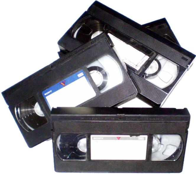 Description: We transfer all VHS, VHS-C, and SVHS tapes to DVD.