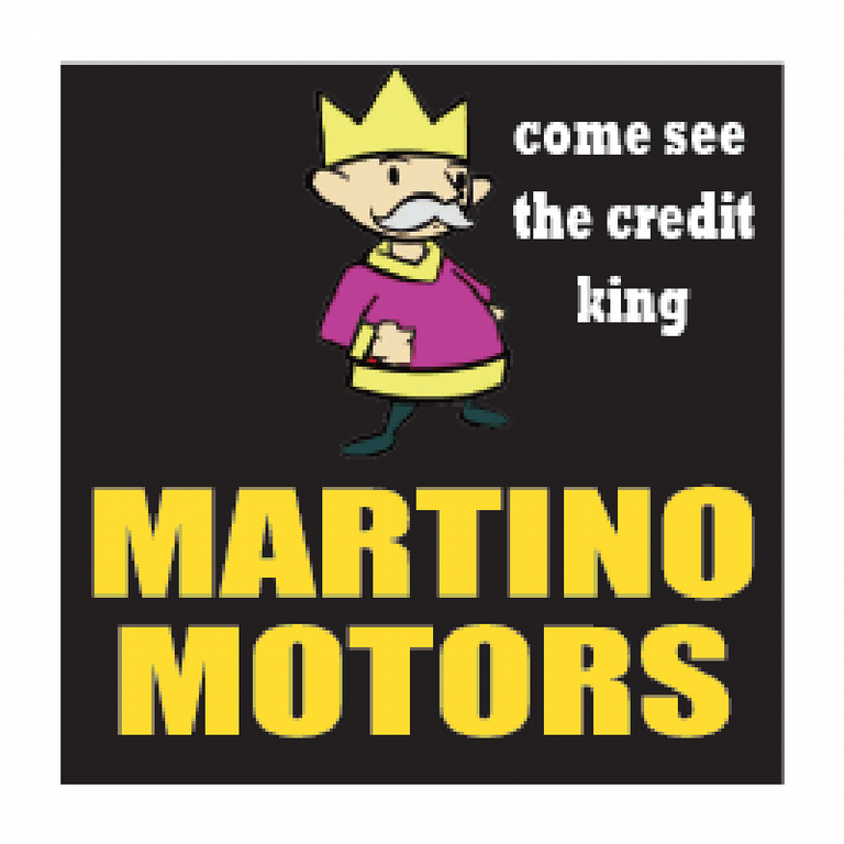 Martino Motors Route 30 Greensburg PA Roland J. Martino Matchcover ...