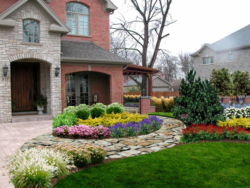 Pictures for streamline professional landscape design for Professional landscape