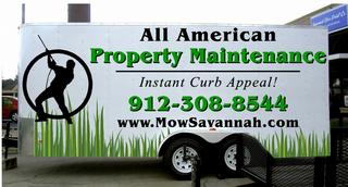 Picture Gallery: Savannah Lawn Care - All American Property ...