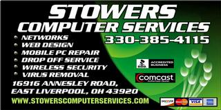 Stowers Computer SVC - East Liverpool, OH