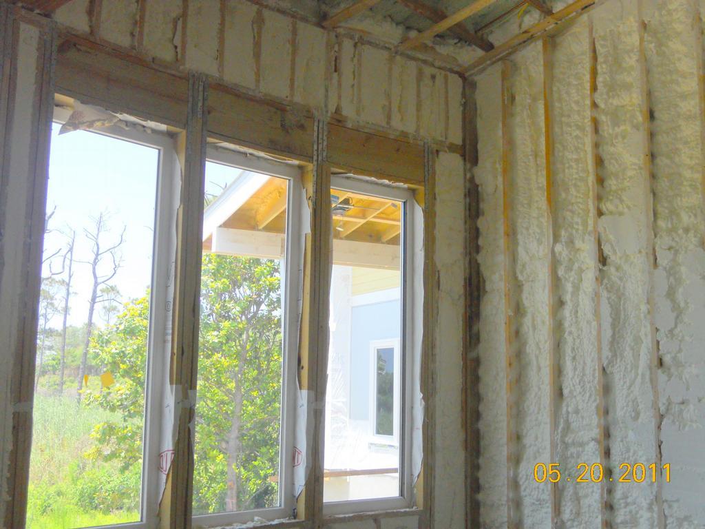 open cell spray foam by gulf coast insulation llc