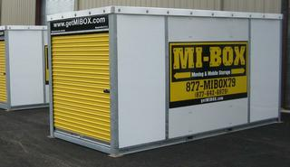 Mi Box Mobile Storage