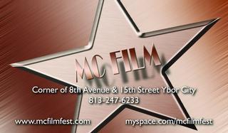 M C Film Festival - Tampa, FL