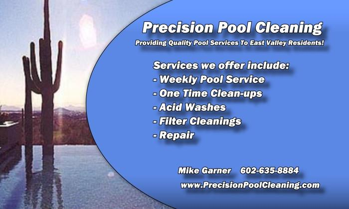 Pool Cleaning Company Photos