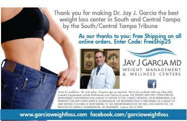 Garcia Weight Loss Tampa Fl 33629 813 871 6465 Fitness