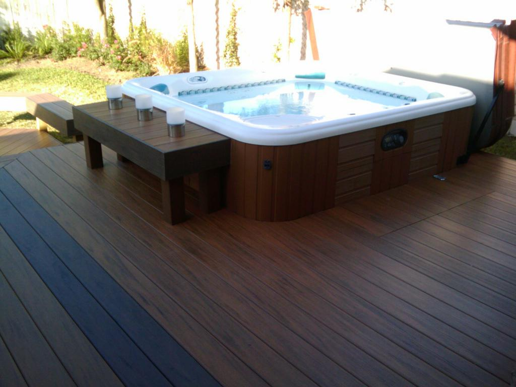 deck designs for hot tubs joy studio design gallery best design. Black Bedroom Furniture Sets. Home Design Ideas