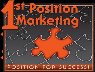 1st Position Marketing Newsletter