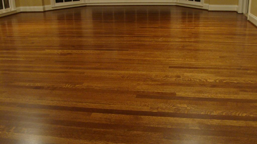 Recently installed and custom finished hardwood floors for Hardwood floors quality