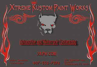 Xtreme Kustom Paint Works - Casselberry, FL